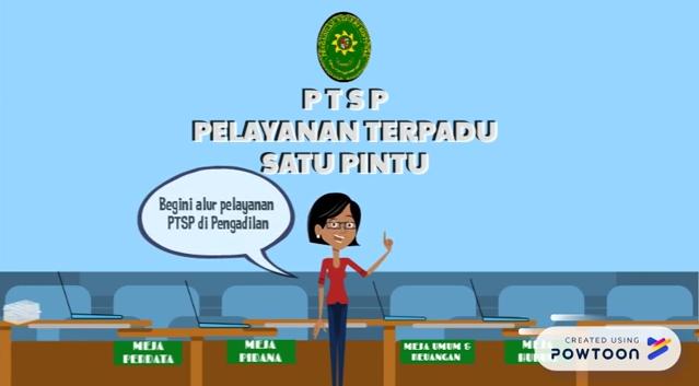 Alur Pelayanan PTSP