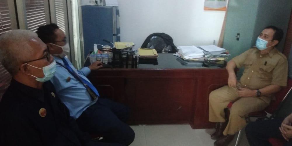 Dalam rangka memberikan pelayanan yang Prima bagi masyarakat Kabupaten Kaur,Pengadilan Negeri Bintuhan melaksanakan rapat koordinasi dengan Bagian Hukum Pemda Kabupaten Kaur